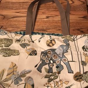 Handbags - Large Handmade Wild Animal Bag